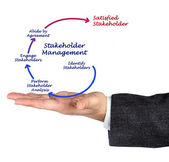 Stakeholder Management — Stock Photo