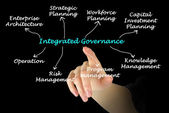 Integrated Governance — Stock Photo