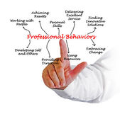 Professional Behaviors — Stock Photo
