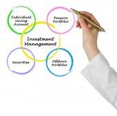Yatırım yönetimi — Stok fotoğraf