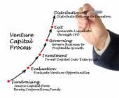 Venture Capital Process — Foto Stock