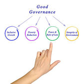 Good governance — Stock Photo