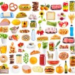 Food collection — Stock Photo #61404103