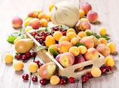 Fresh fruits — ストック写真
