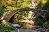 Puente de piedra — Foto de Stock