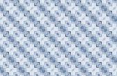 蓝色图案 — 图库照片
