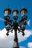 Dresden Street licht 01 — Stockfoto