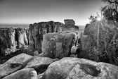 Valley of Desolation in Camdeboo National Park near Graaff-Reine — Stock Photo