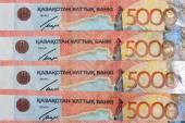 Kazakhstan 5000 tenge money — Foto Stock