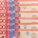 Kazakhstan 5000 tenge money — Stock Photo #65131661