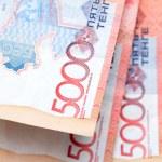 Kazakhstan 5000 tenge money — Stock Photo #65132989
