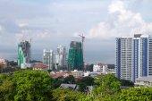 Pattaya City View — Stock Photo