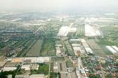 View of cloudy Bangkok — Stock Photo