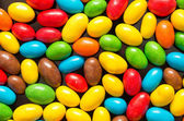 Heap of colorful candies — Stock Photo