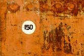 ラス金属のテクスチャ — ストック写真