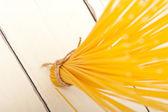 Italiaanse pasta spaghetti — Foto de Stock