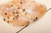 Sweet bread cake — Stock Photo