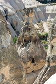 Love valley in Goreme national park. Cappadocia, Turkey — 图库照片