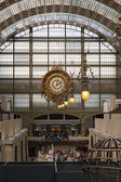 The museum D'Orsay in Paris, France — Stock Photo