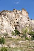 Open Air Museum in Goreme . Cappadocia, Turkey — Stock Photo