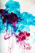 Tło rozmycie ruch streszczenie i bardzo kolorowy — Zdjęcie stockowe