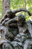 Rodin Museum in Paris — Stock Photo