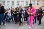 Mezinárodní den Flashmob rueda de Casino — Stock fotografie
