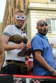 Rom-gay-pride — Stockfoto