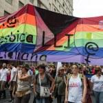 Постер, плакат: Rome Gay Pride