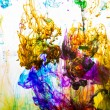 Abstract and very colorful motion blur background — Stock Photo #79797608