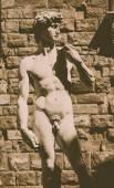 Statue of David — Stock Photo