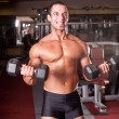 Bodybuilder training — Stock Photo #61278389