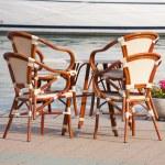 Beach cafe — Stock Photo #61461609