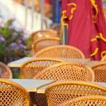 Beach cafe — Stock Photo #61559349