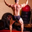 Bodybuilder — Stock Photo #61958345