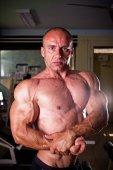 Bodybuilder — Foto de Stock