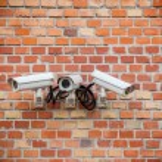 Security camera — Stock Photo #69523525