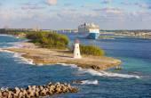 Scenic view of Nassau, Bahamas. — Stock Photo
