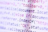 HTML codes — Stock Photo