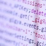 HTML codes — Stock Photo #53012391