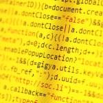 HTML codes — Stock Photo #53012409