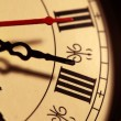 Old clock face — Stock Photo #53177027