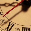 Old clock face — Stock Photo #53177083
