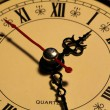 Old clock face — Stock Photo #53177225