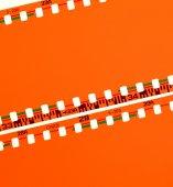 Negative films — Foto Stock