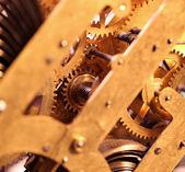 Clock mechanism — Stock Photo