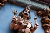 Estátua do Deus Hindu — Fotografia Stock
