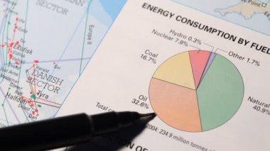 Consumo de energía — Vídeo de stock