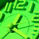 zegar stawić czoło — Zdjęcie stockowe #56042577