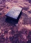 Holy bible book — Stock Photo